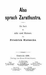 Also sprach Zarathustra, 1.