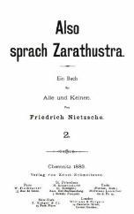 Also sprach Zarathustra, 2.