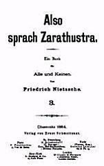 Also sprach Zarathustra, 3.